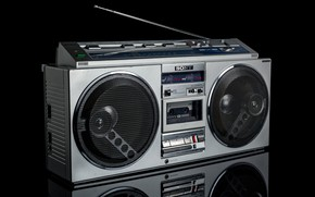 Picture Sony, Boombox, CFS-77L, Boombox