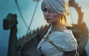 Picture witcher, CD Projekt RED, Ciri, the Witcher, Gwent, card game, Gwent The Witcher Card Game, …
