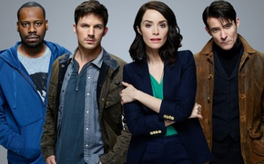 Picture look, background, the series, actors, Timeless, Movies, Out of time
