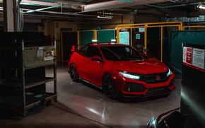 Picture Honda, Civic, Type R, Pickup Truck