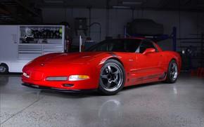 Picture Z06, Corvette, Chevrolet, Wheels, Open, Lug, Forgeline, GF3