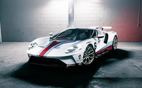 Picture Ford, USA, White, Martini