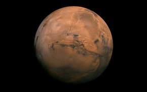 Picture planet, Mars, Solar System