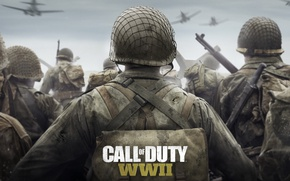 Picture Game, Activision, Call of Duty: WWII, Thevideogamegallery.com