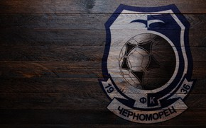 Picture Tree, Black, Blue, Sport, Logo, Football, Background, Logo, Coat of arms, Club, Odessa, Chernomorets, Football …