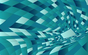 Picture Abstract, design, modern, background, warp, Geometric