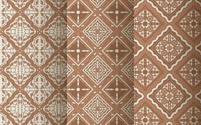 Picture texture, style, patterns, geometric, batik
