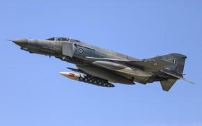 Picture fighter, Phantom II, McDonnell Douglas, F-4E, AUP