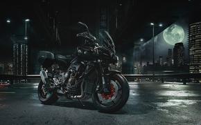 Picture Yamaha, motorbike, technology, Yamaha MT 10