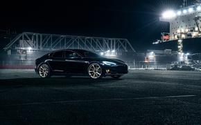 Picture Car, Front, Tesla, Model S, Electric, P90D