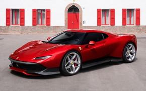 Picture Ferrari, 2018, SP38