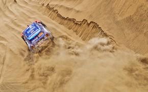 Picture Sand, Mini, Sport, Desert, Speed, Race, Rally, Dakar, Dakar, SUV, Rally, 312, Dune, X-Raid Team, …