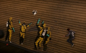 Picture Graffiti, Ball, inFAMOUS Second Son