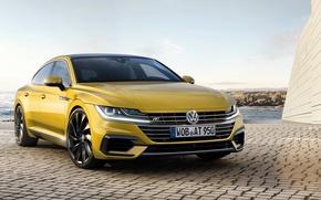 Wallpaper Volkswagen, Volkswagen, Arteon, arteon