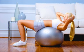 Wallpaper yoga, leggings, activewear, exercises, beauty, health, fitness, pilates, workout, crossfit