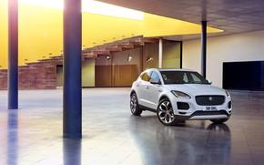 Picture SUV, Jaguar, jaguar, Jaguar E-Pace