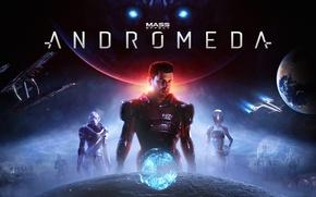 Picture Turian, Mass Effect: Andromeda, Cora Harper, Scott Ryder, Vetra