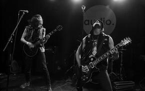 Picture New Zealand, Scotland, Black Metal, Barshasketh