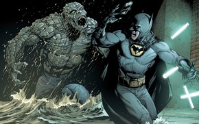 Picture Water, Light, Batman, Hero, Comic, Lamp, Cloak, Superhero, Hero, Batman, Water, Phone, Villain, Bruce Wayne, …