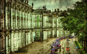 Picture Museum, Saint Petersburg, The Hermitage, Russia, The winter Palace