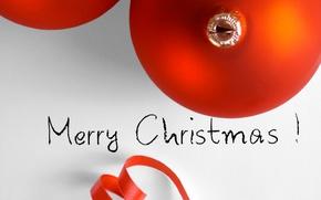 Picture macro, holiday, ball, Christmas