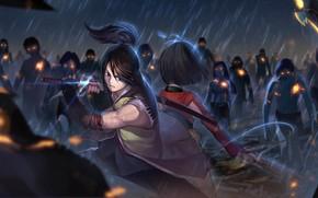 Picture anime, His, Koutetsujou no Kabaneri, Mumei, Kabaneri iron fortress
