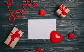 Picture Love, Holiday, Heart, Gift, Valentine's day