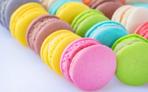 Picture colorful, dessert, cakes, sweet, sweet, dessert, macaroon, french, macaron, macaroon