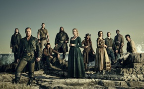 Picture pirates, black sails, Black sails