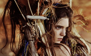 Picture look, girl, model, Kendall Jenner