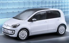 Picture Volkswagen, hatches, up!