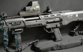 Picture shotgun, wepon, DP-12, DP-12 Shotgun, SHOT Show 2017, double barrel, gun5