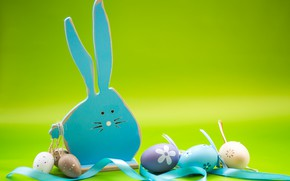 Picture eggs, Easter, spring, Easter, eggs, bunny, decoration, Happy, tender