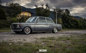 Picture Auto, Retro, BMW, Machine, 2002, New Class, Old, Mike Crawat Photography, Mike Crawat, BMW New …