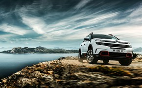 Picture lake, 2018, crossover, Aircross, Citroen C5
