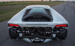 Picture Lamborghini, Tuning, Hennessey, Twin Turbo, Huracan