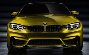 Picture Car, Bmw, Gold