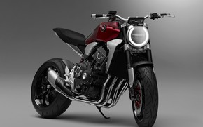 Picture Concept, Honda, Neo, 2018, Sports Cafe