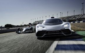 Picture AMG, Mercedes - Benz, hypercar, 2017, Frankfurt Motor Show, Mercedes - Benz, Mercedes AMG Project …