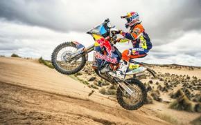 Picture Sport, Speed, Motorcycle, Racer, Moto, Bike, Rally, Dakar, Dakar, Rally, Moto, RedBull, Motorbike