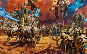 Picture Skeleton, Total Warhammer II Was, Tomb Kings