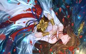 Picture Water, Girl, Lies, Dungeon Fighter Online