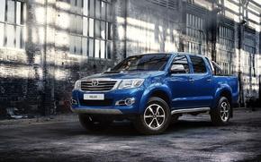 Picture Toyota, pickup, Hilux, Invincible