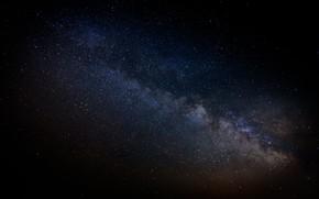 Picture universe, star, night