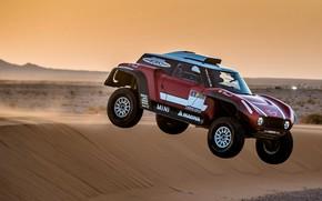 Picture Sand, Mini, Sport, Desert, Speed, Rally, Rally, Dune, Buggy, Buggy, X-Raid Team, MINI Cooper, X-Raid, …