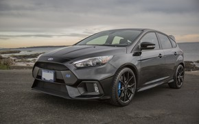 Picture Ford, Focus, Black, 2017
