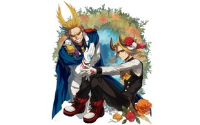 Picture Fanart, Boku no Hero Academy, Pixiv, All Might, Fanart From Pixiv