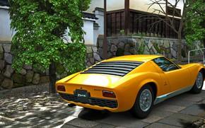 Picture Lamborghini, Gran Turismo 5, Miura
