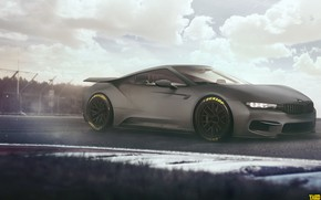 Picture Auto, Figure, BMW, Machine, Car, Art, Rendering, Matt, BMW i8, Yasid Design, Yasid Oozeear, BMW …