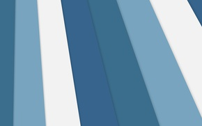 Picture material, line, strip, white, geometry, blue